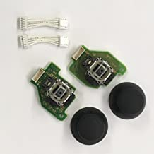 Analog Stick with PCB Board for Nintendo Wii U GamePad Controller Left Right Set With Joy Stick Cap