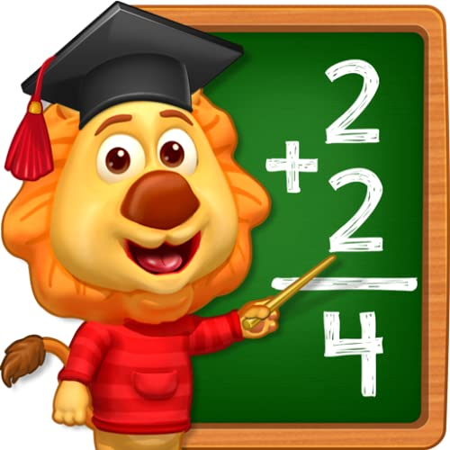 Mathe-Spiele für Kinder - Addition & Subtraktion