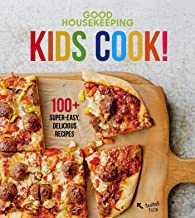 Good Housekeeping Kids Cook! (Good Housekeeping Kids Cookbooks Book 1)