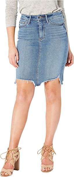 Riley Denim Skirt in Wetherly