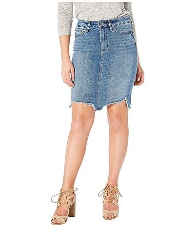 Sam Edelman Riley Denim Skirt in Wetherly (Wetherly) Women