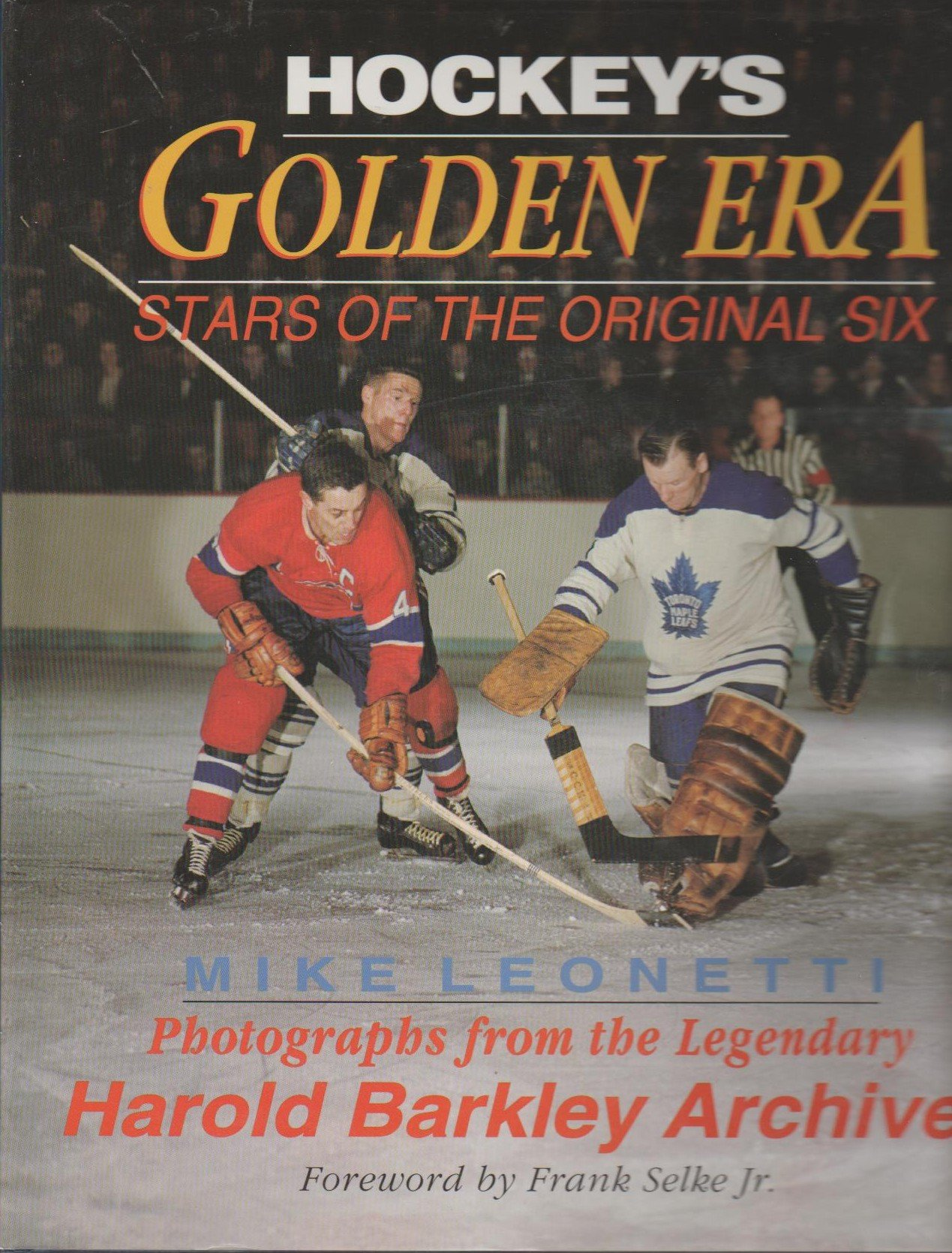 Download Hockey's Golden Era: Stars of the Original Six