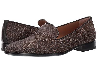 Etro Evening Loafer (Black/Gold) Men