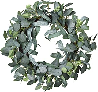 extra large green wreath