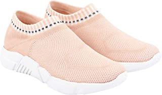 Do Bhai Pink Sports Shoes for Women(UK6)