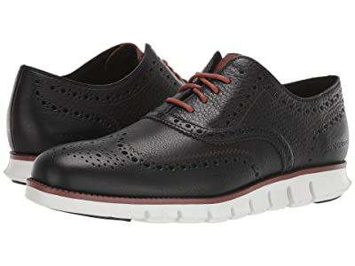 Cole Haan Zerogrand Wing Oxford (Black Walnut) Men