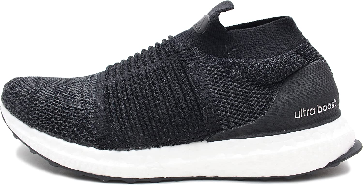 Adidas Ultraboost Laceless W Ladies in Core Black, 9.5