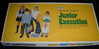 JUNIOR EXECUTIVE Own and Manage Your Own Company