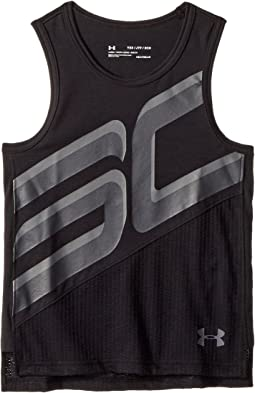 Steph Curry 30 Tank Top (Big Kids)
