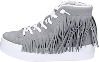 2 STAR Trainers Womens Suede Grey