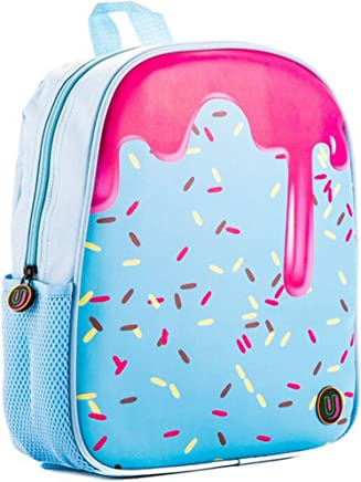 Urban Junk Childrens/Kids Hello Schweety Mini Backpack (UK Size: One Size) (Blue/Pink)