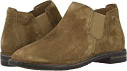 Whiskey Italian Oiled Suede