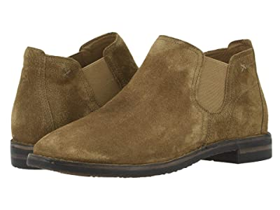Trask Allison (Whiskey Italian Oiled Suede) Women