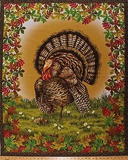 Best thanksgiving fabric panels Reviews