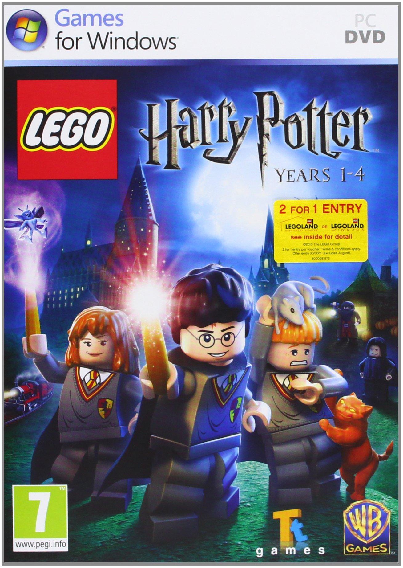 Lego Harry Potter: Years 1-4 (PC) (UK)