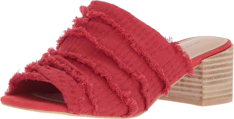 Kelsi Dagger Brooklyn Womens Seigel Heeled Sandal