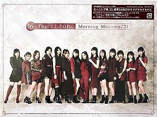 【店舗限定特典つき】 16th ~That's J-POP~ (CD+Blu-ray)(アクリルキーホルダー付き)