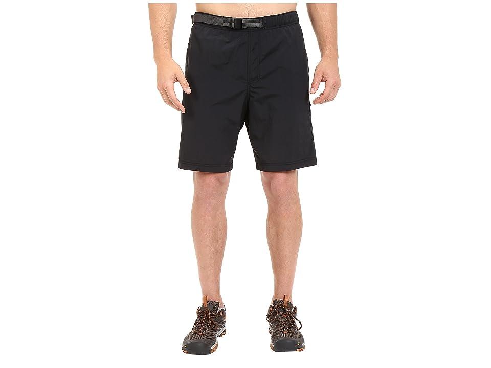 Columbia Big and Tall Palmerston Peaktm Shorts (Black) Men