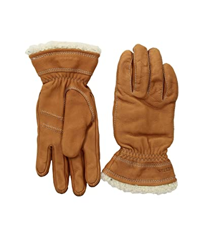 Hestra Deerskin Primaloft (Cork) Ski Gloves