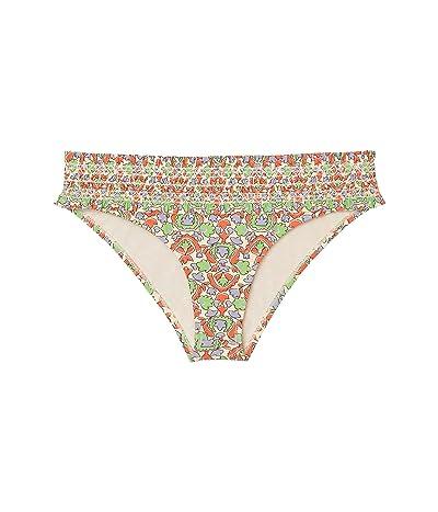 Tory Burch Swimwear Costa Hipster Bottom (Legacy Paisley) Women