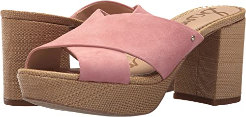Sam Edelman Wohommes Jayne rose Lemonade Enfant Suede Leather 8 M US M