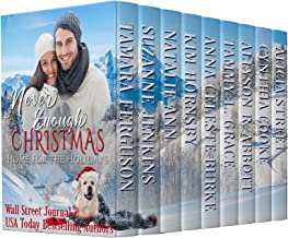 NEVER ENOUGH CHRISTMAS – Home For The Holidays (Never Enough Romance Book 2)