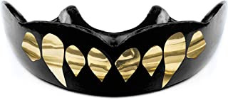 Warrior Mouthguards - Beast Fang Moldable Mouth Guard with Case for Youth and Adult