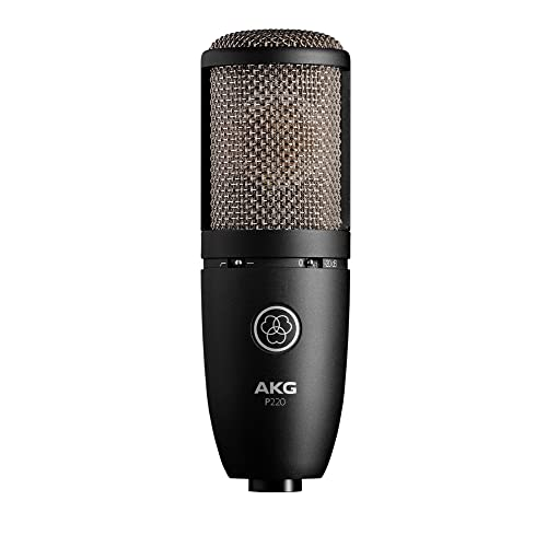 Studio Vocal Microphone: Amazon com