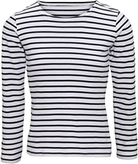 Womens/Ladies Mariniere Coastal Long Sleeve T-Shirt
