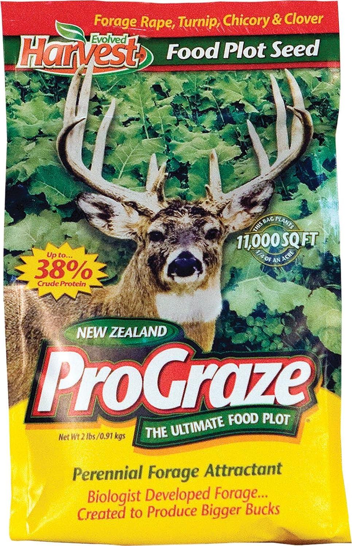 Evolved Habitats 70200 ProGraze Perennial Forage Attractant2LB BAG PRO GRAZE