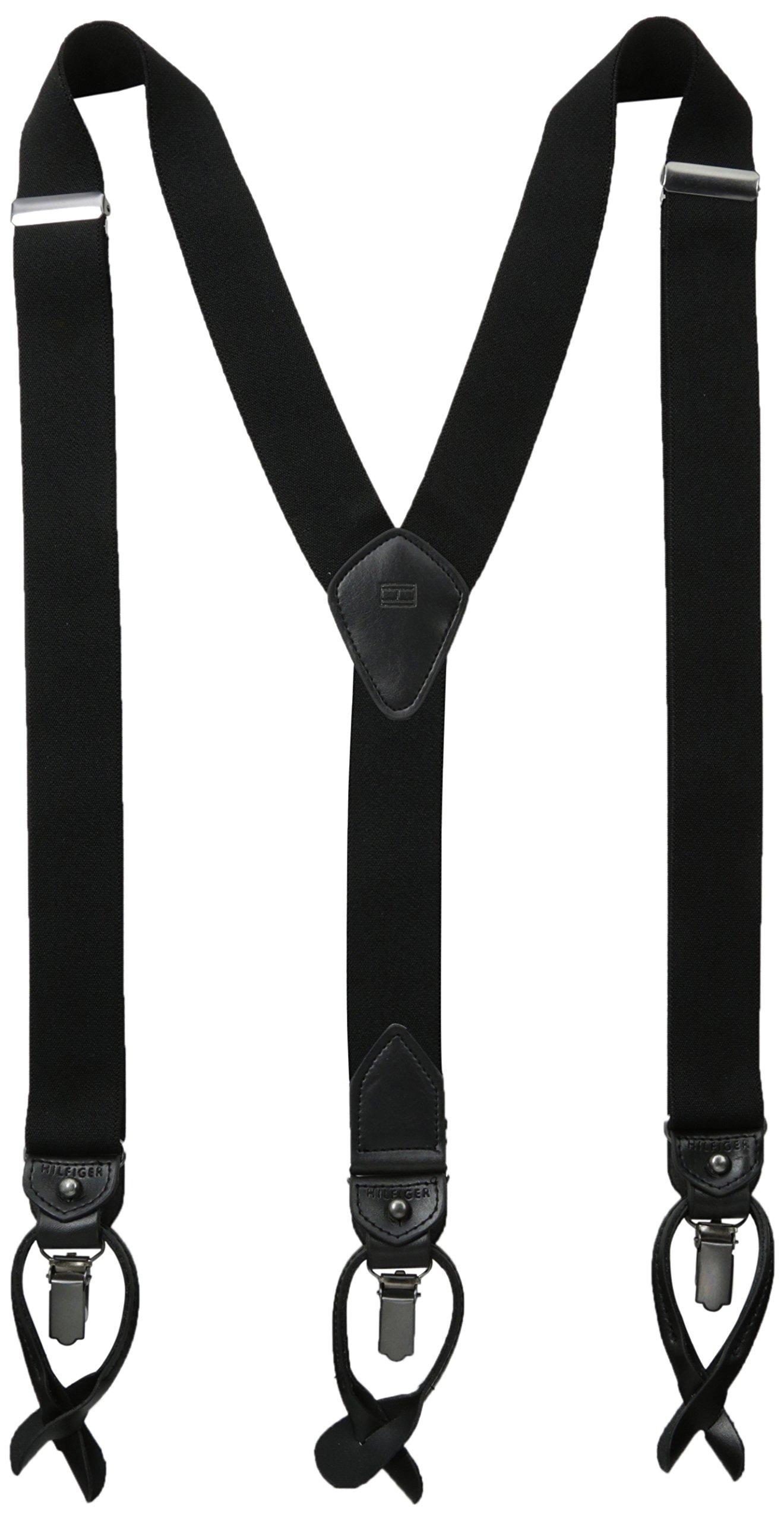 Tommy Hilfiger Suspenders Black sizee