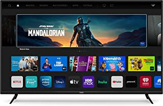 VIZIO 70-Inch V-Series 4K UHD LED HDR Smart TV with Voice Remote, Apple AirPlay and Chromecast Built-in, Dolby Vision, HDR...