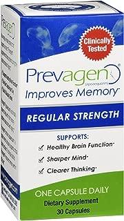 Prevagen Regular Strength,10 mg - 30 Count Bottle
