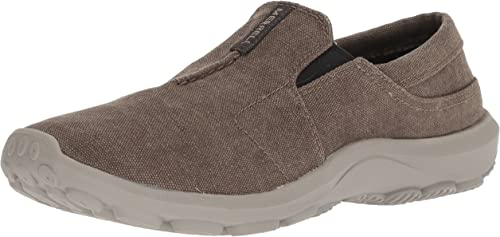 Merrell Hommes's Jungle Ayers MOC Moccasin, Canteen, 7 M US