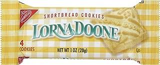 Lorna Doone Shortbread Cookies, 1 Oz Single Serve Cookies (Pack of 120)