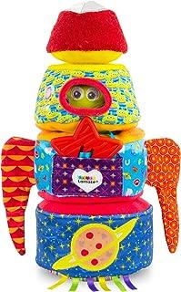 Lamaze Disney/Pixar Toy Story Stacking Spaceship Baby Toy, Multi