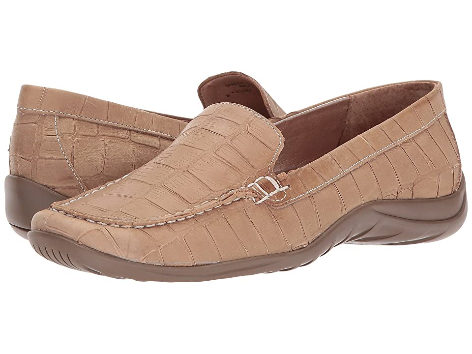 Walking Cradles Anna (Light Taupe Matte Croco) Women