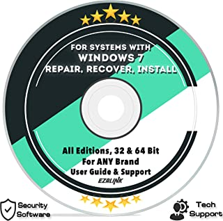 Best windows 7 x64 repair disc Reviews