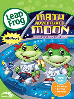 Leapfrog: Math Adventure To The Moon