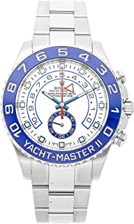 Rolex Yacht-Master II Mechanical (Automatic) White Dial Mens Watch 116680 (Certified Pre-Owned)