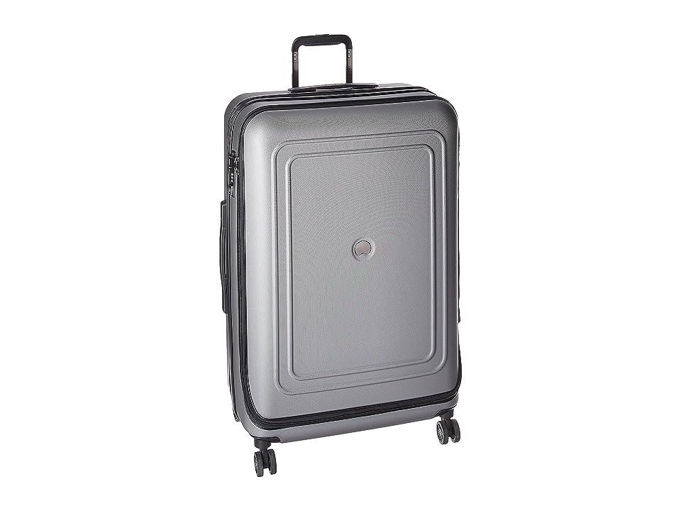 Delsey Cruise Lite Hardside 25 Expandable Spinner Upright (Platinum) Luggage