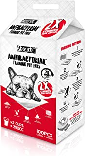 Absorb Plus Antibacterial Pet Sheets 25 Pieces, Large