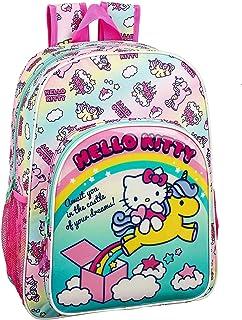 Hello Kitty Candy Unicorns Mochila Grande Adaptable a Carro