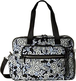 Vera Bradley Iconic Deluxe Weekender Travel Bag