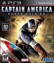 Capitain America Super Soldier - PS3
