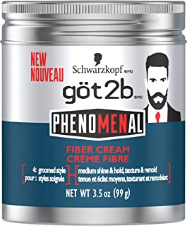 Got2b Phenomenal Fiber Cream, 99g