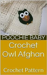 Crochet Owl Afghan: Crochet Pattern