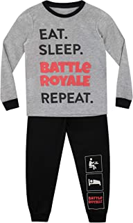 Character UK Pijama para Niños Battle Royale