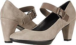 Warm Grey/Stone Calf Nubuck/Cow Leather
