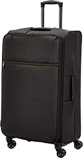 Heathered Belltown Softside Luggage Spinner Suitcase